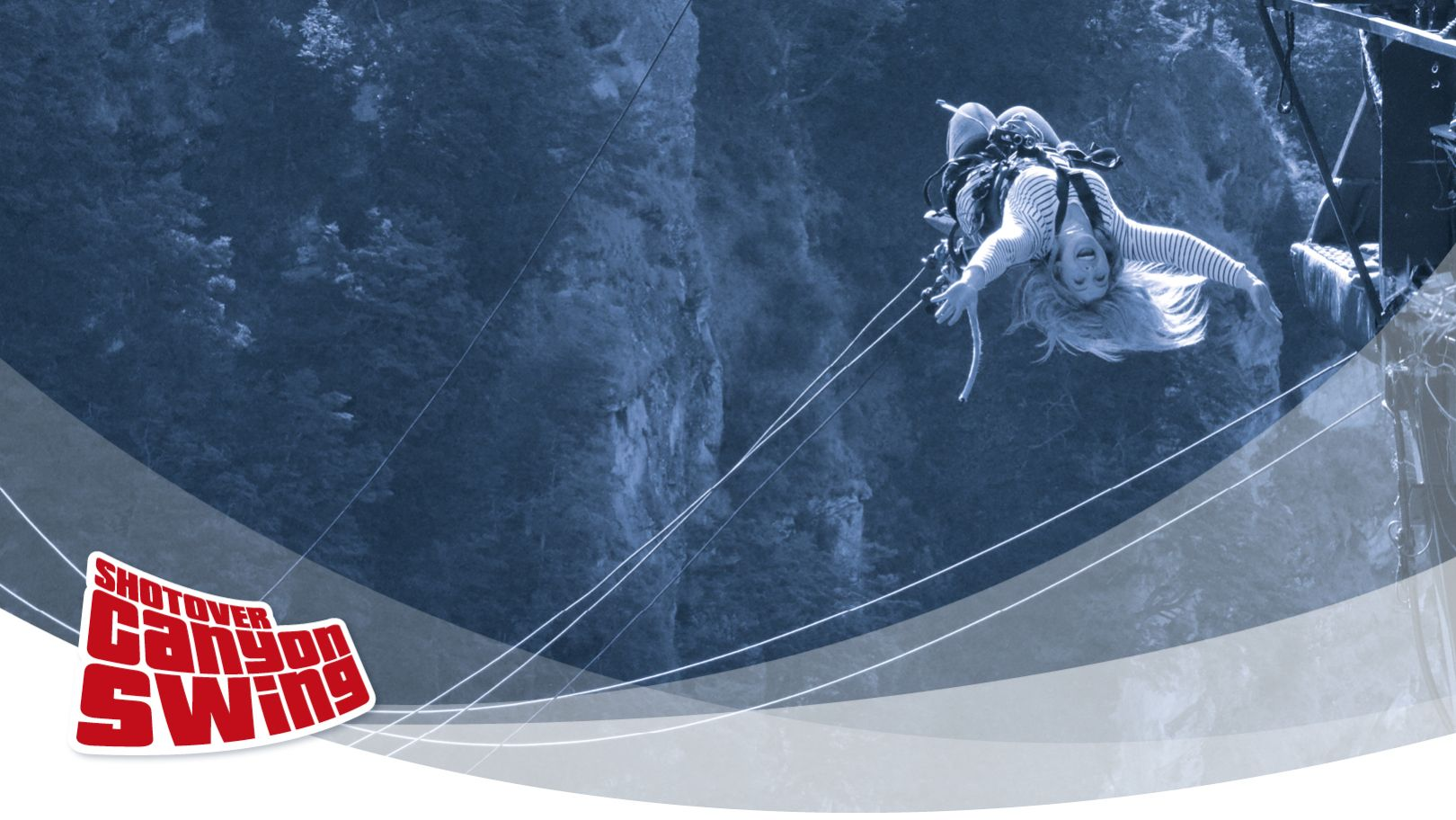 Shotover Canyon Swing header